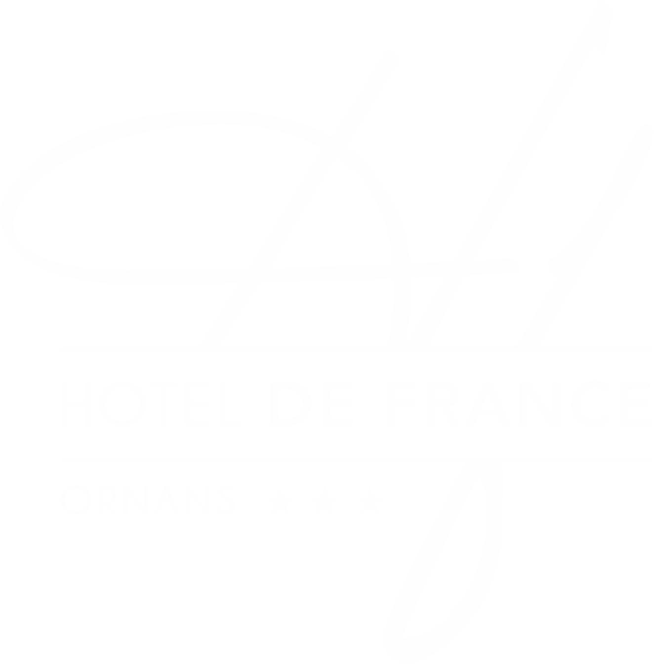 Hotel de France à Ornans