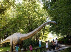 Dino Zoo, Doubs